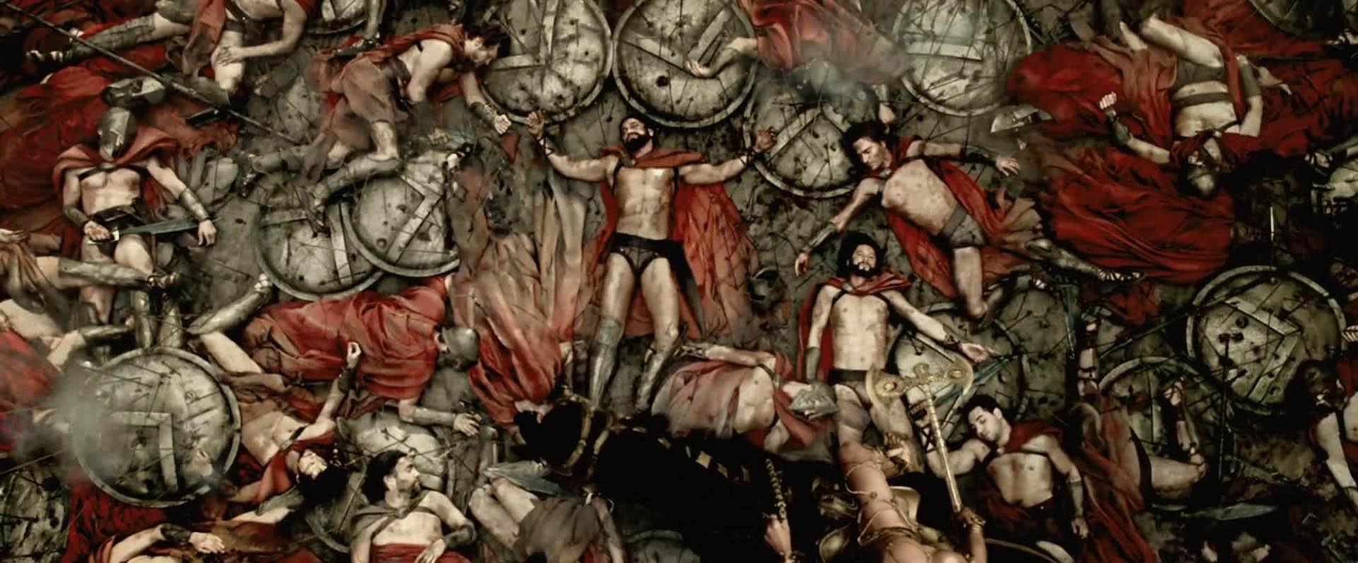Смотреть фильм 300 спартанцев битва при артемисии онлайн