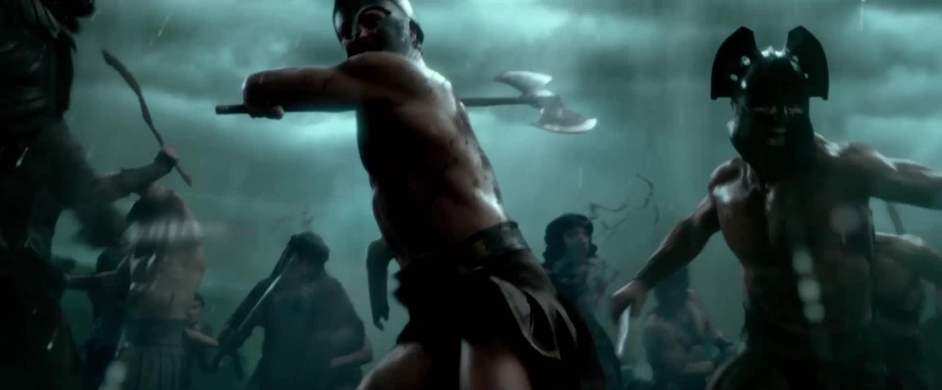Фильм 300 спартанцев 2: расцвет империи (2014) смотреть онлайн